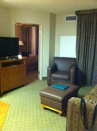Homewood Suites Orlando-International Drive/Convention Center: king bedroom suite