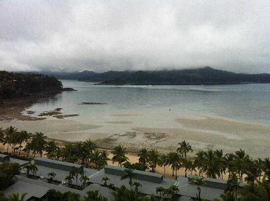 Reef View Hotel: View from the 11th floor!