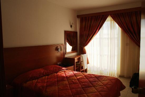 Pelopas Resort Apartments: soverom