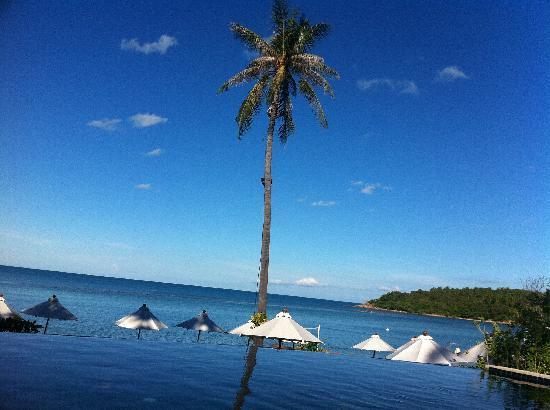 อนันตรา ลาวาน่า รีสอร์ท แอนด์ สปา: View over the pool