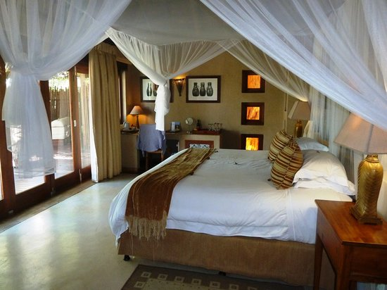 Simbambili Game Lodge: Accommodation Interior