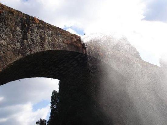 Tsujunkyo Bridge: 放水の瞬間!!