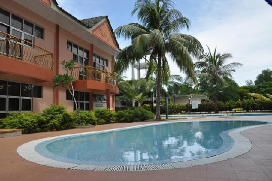 Sungai Petani, Malaysia: The pool