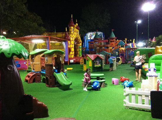Centro Vacanze Pra delle Torri: Funfair