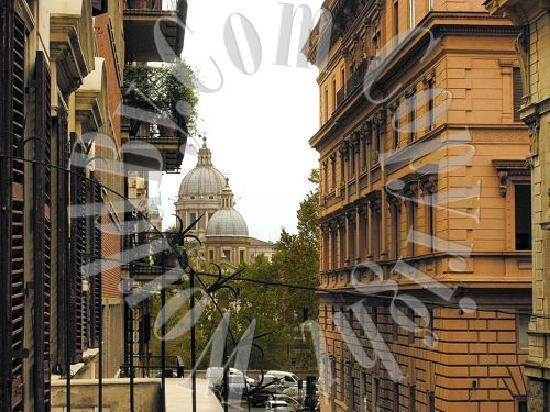 Antiqua Roma: panorama