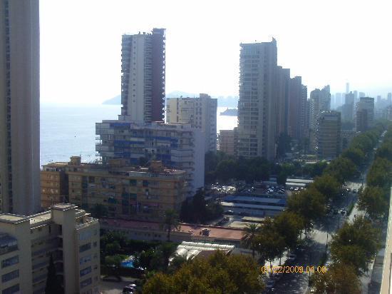 Vina del Mar Apartments: vistas desde la terraza