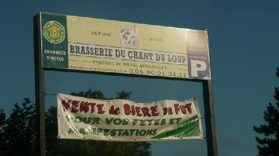 Brasserie Du Chant Du Loup