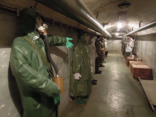 Communism and Nuclear Bunker Tour: Bunker
