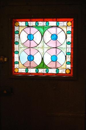 Bastide aux Camelias: front door