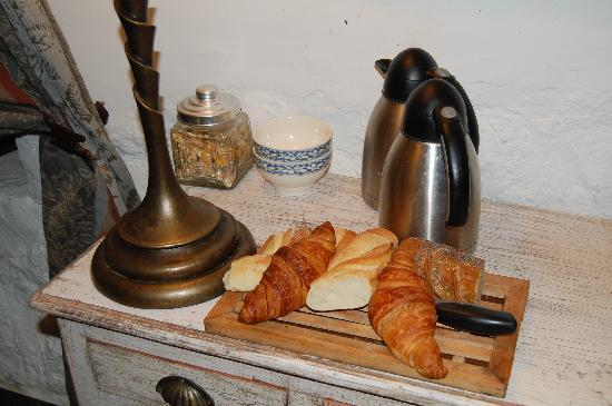 Bastide aux Camelias: more breakfast