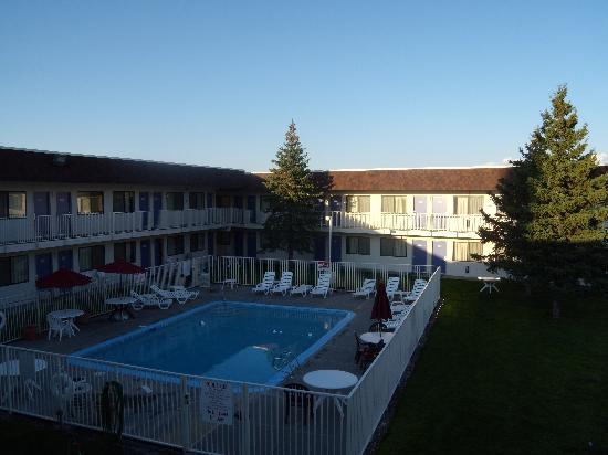 Motel 6 Rapid City : La piscine