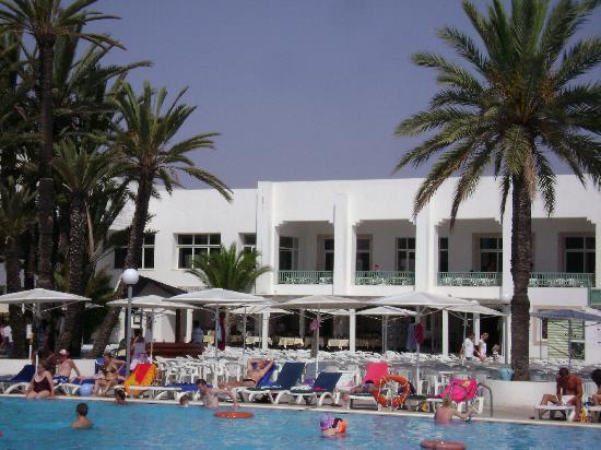 El Mouradi Club Kantaoui: piscine