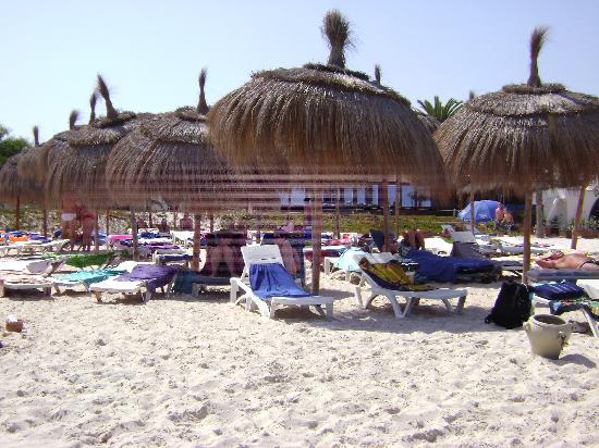 El Mouradi Club Kantaoui: plage