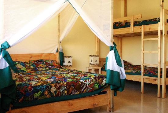 Iringa, Tanzania: family room