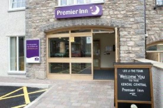 Premier Inn Kendal Central Hotel: Premier Inn Kendal