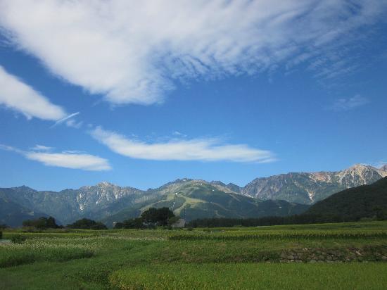 Hakuba-mura, Japón: 白馬八方