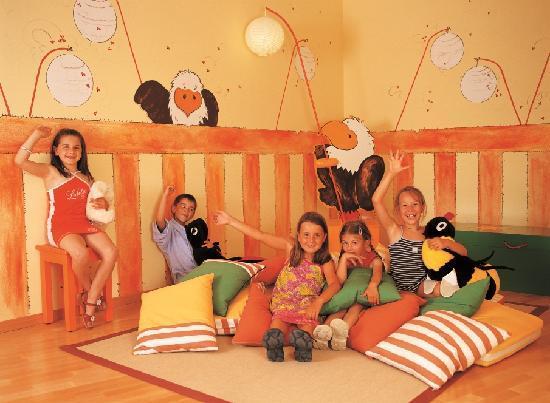 Hotel Adler Dolomiti Spa & Sport Resort: giochi e divertimento per i nostri piccoli ospiti