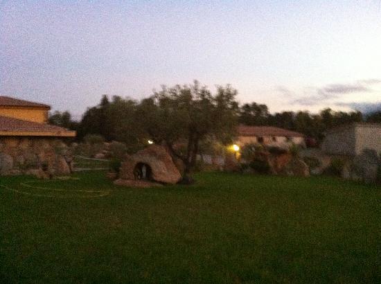 I Menhirs: la struttura