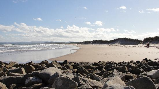 Glendale: East beach Lossiemouth