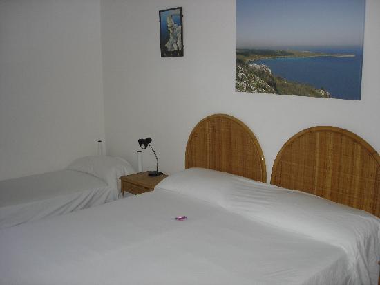 Hotel Solara : scorcio di stanza