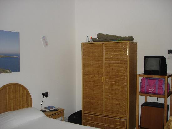 Hotel Solara : Altro pezzo di stanza