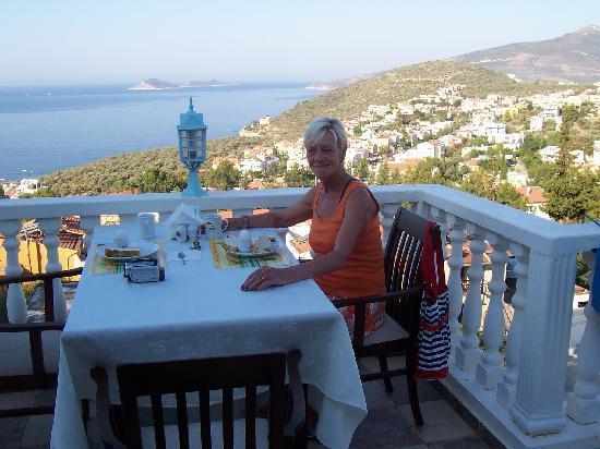 Kelebek Hotel: Breakfast