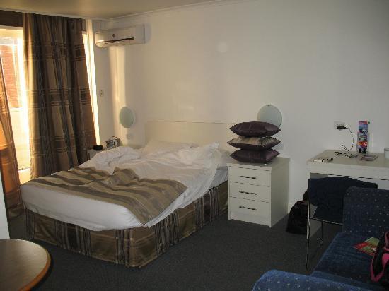 Lygon Lodge Carlton: Hotel's room