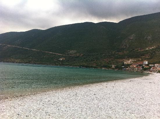 Vasilikí, Grecia: Enodia Hotel Beach
