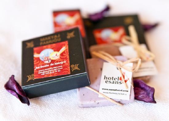 Esans Hotel: bath still