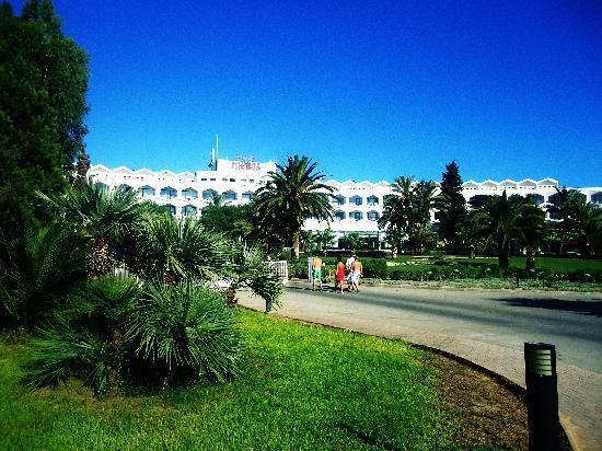 SENTIDO Phenicia: Front Of Hotel