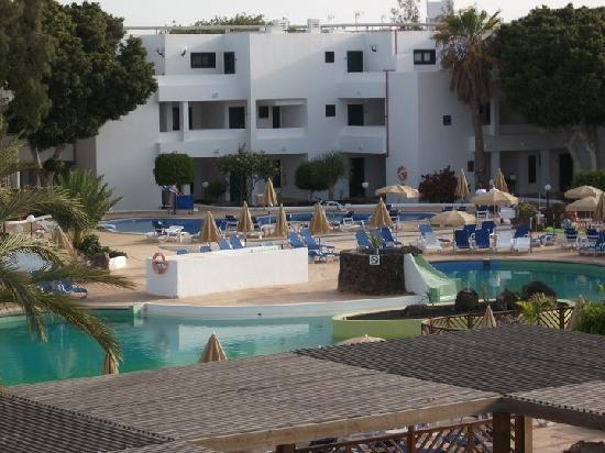 BlueBay Lanzarote: View from our balcony