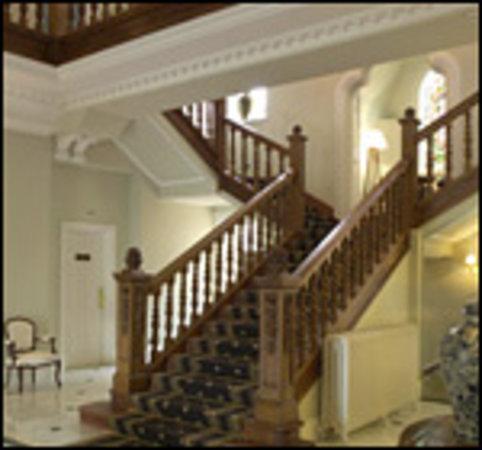 Hotel Villa Soro: Lobby view