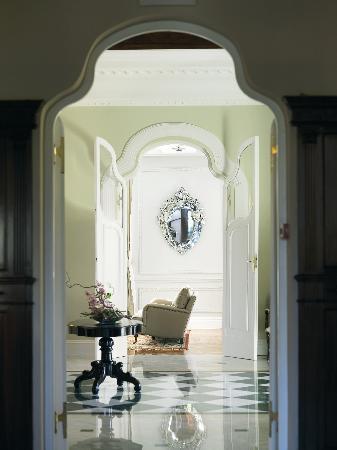 Hotel Villa Soro: Hall Entrada