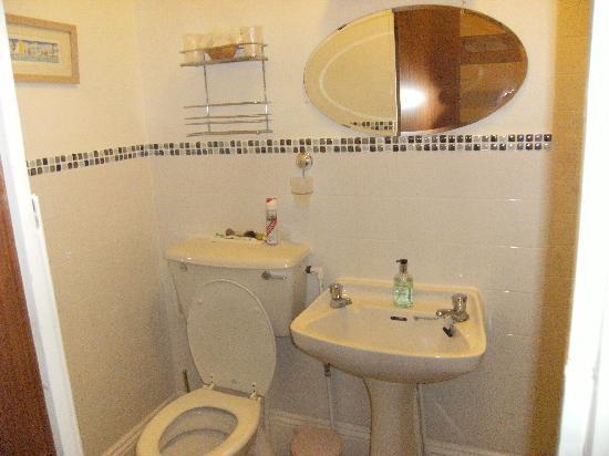 Avondale Guest House: room 5bathroom