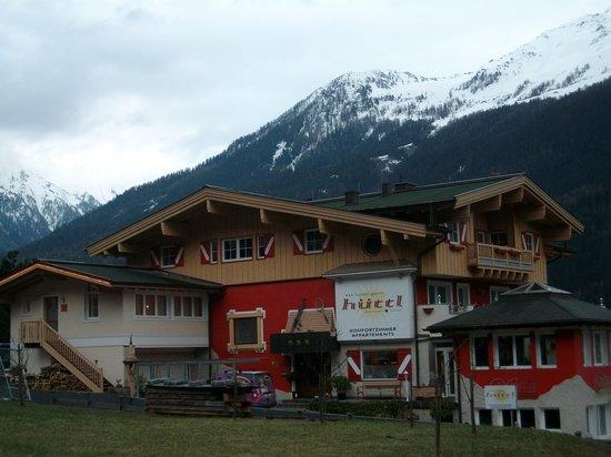 Hotel Garni Huettl