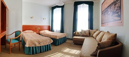 Comfort Hotel : Superior Room