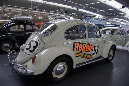 Volkswagen Auto Museum : Herbie!