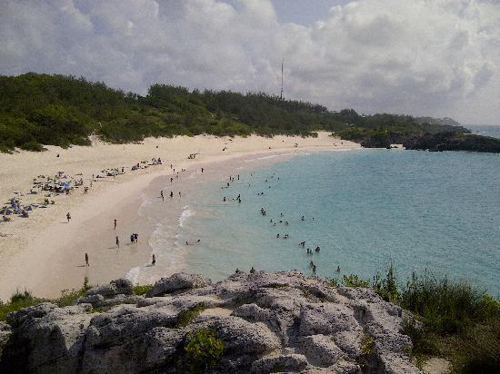 Horseshoe Bay Beach: Main Elbow Beach