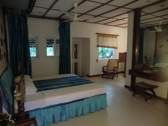 Sigiriya Village Hotel: Room