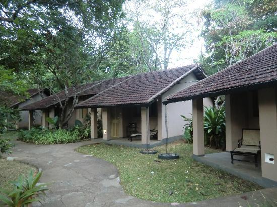 Sigiriya Village Hotel: cottage
