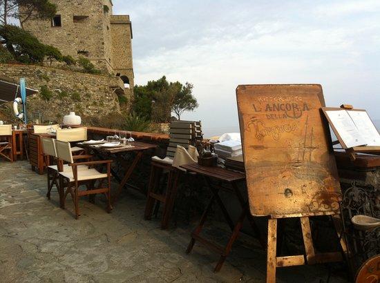 L'Ancora della Tortuga: the view