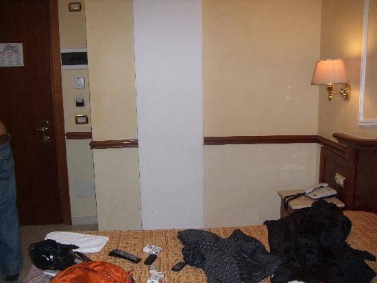 Hotel Hiberia: Bedroom