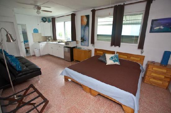 Casa Ensenada Waterfront Guesthouse: Estudio Room