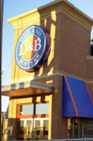 Dave & Busters: Dave and busters KC