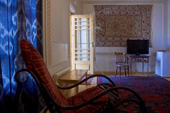 Photo of Minzifa Hotel Bukhara