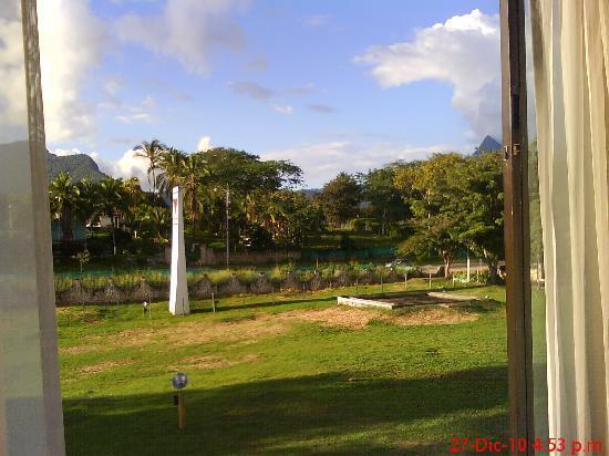 Fusagasuga, Колумбия: vista sobre carretera principal