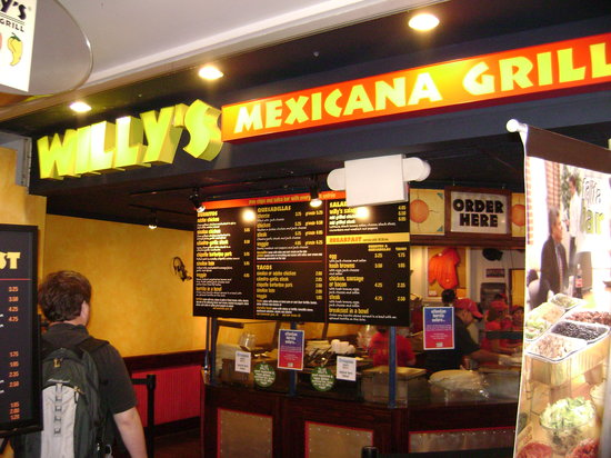 Willy S Mexicana Grill Atlanta 235 Peachtree St Ne Ste