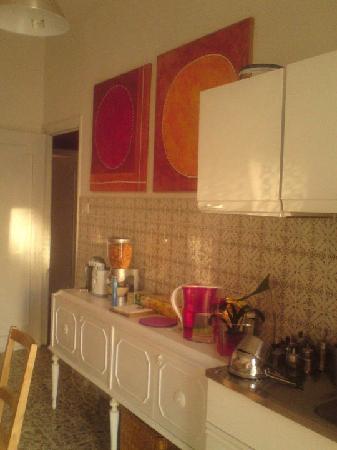 MoreMare Bed & Breakfast: kitchen 2