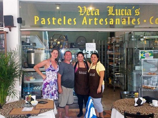 Vera Lucia's Pasteles