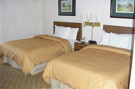 Garden Plaza Atlanta / Norcross: Double Bed Rooms